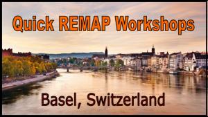 Quick REMAP Workshops - Basel, Switzerland