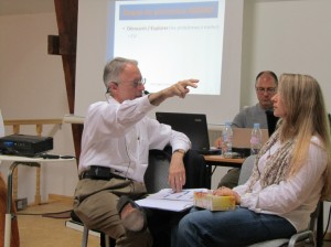 REMAP Visual Field Training -- Brussels 2011